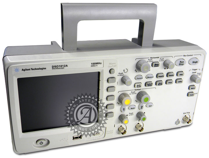 осциллограф DSO1012A Agilent Technologies