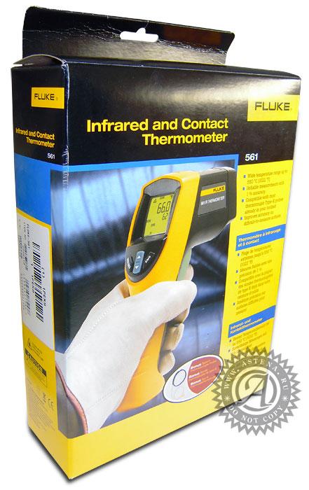 Упаковка термометра Fluke 561