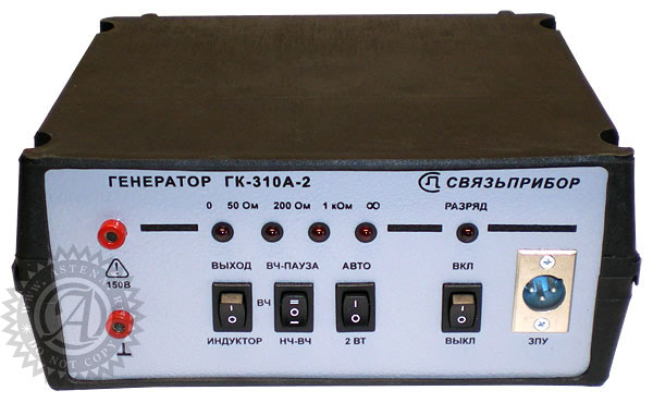 генератор сигналов поиск повреждений кабелей: