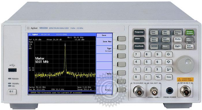 анализатор спектра скачать программу