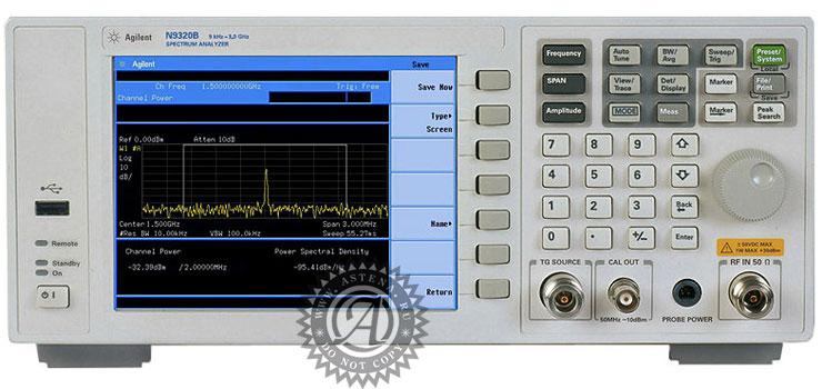 Agilent n9320b инструкция