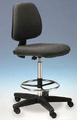 антистатический стул как работает