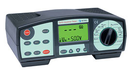 Earth-Insulation Tester