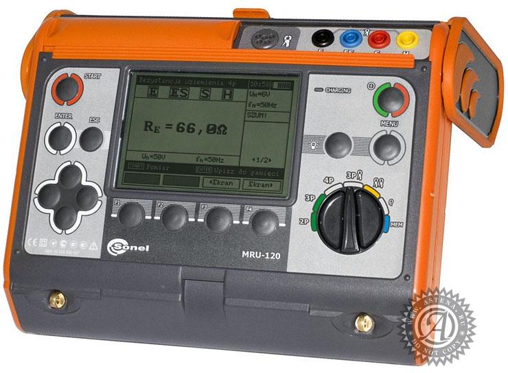 MRU-120 Измеритель параметров