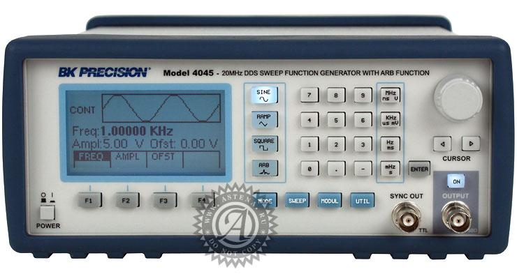 4045 генератор BK Precision