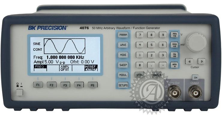 генератор 4076 BK Precision