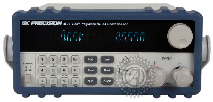 электронной нагрузки 8500