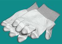 Антистатические перчатки A-0004-1