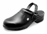 Антистатические туфли-сабо DATA